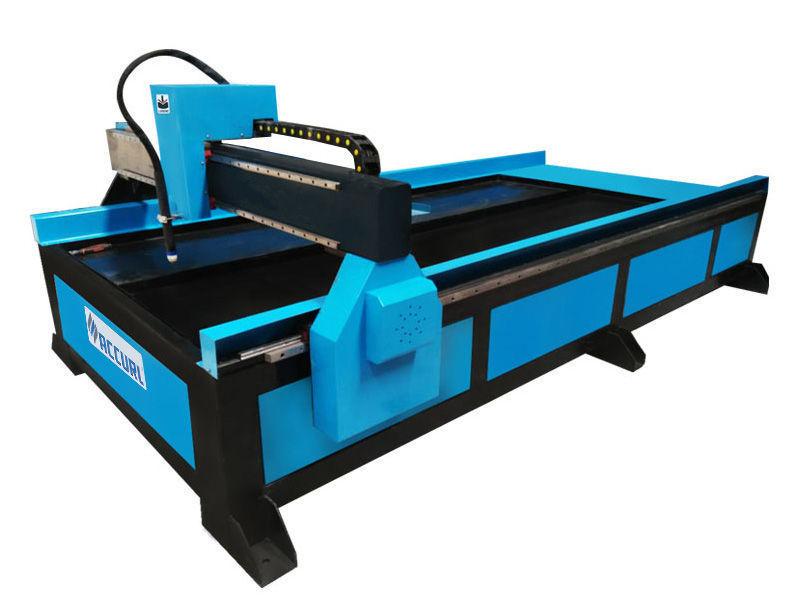 leverandører av cnc plasma skjæremaskiner